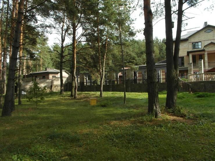 Частный дом 2: Сады в . Автор – Архитектор Владимир Калашников