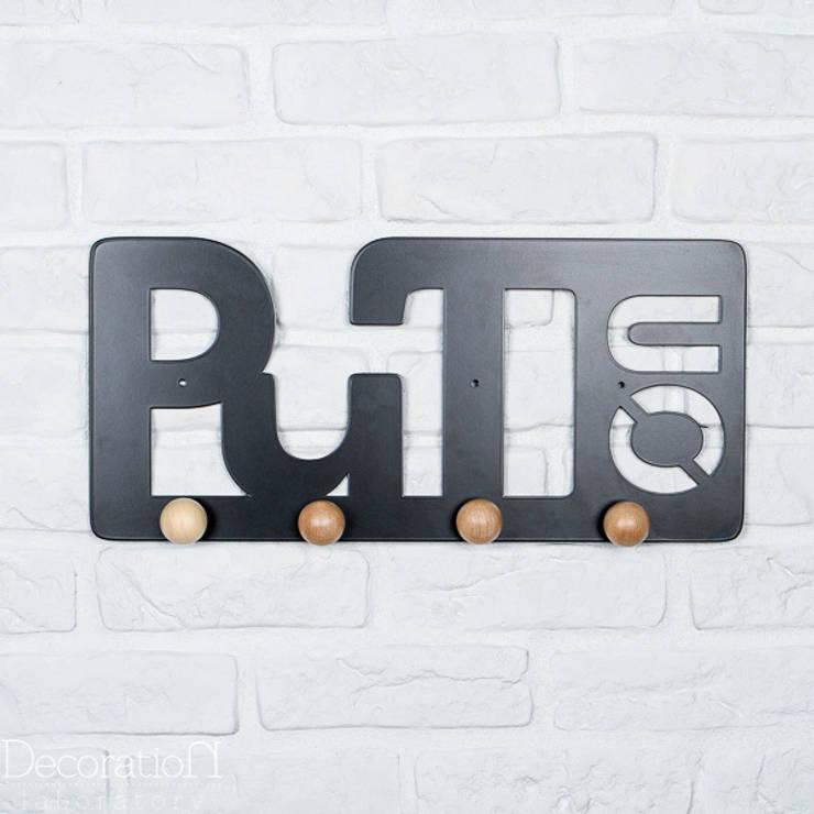 Put On: styl , w kategorii Ściany i podłogi zaprojektowany przez Decoration Laboratory