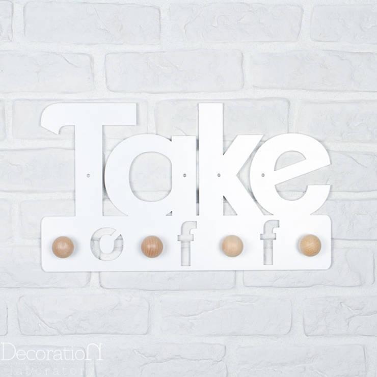Take off: styl , w kategorii Ściany i podłogi zaprojektowany przez Decoration Laboratory