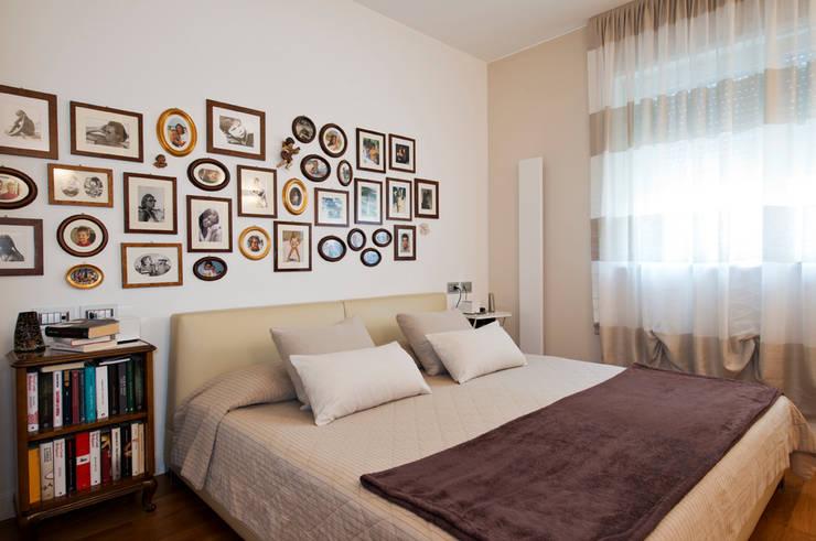 Bedroom by FASE ARCHITETTI ASSOCIATI