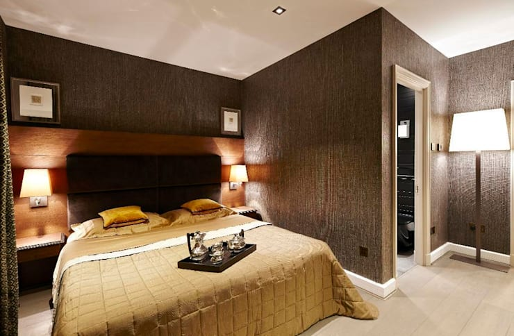 Bedroom by Keir Townsend Ltd.