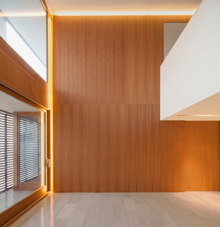 Obra nueva en Barcelona: Salones de estilo  de Global Projects