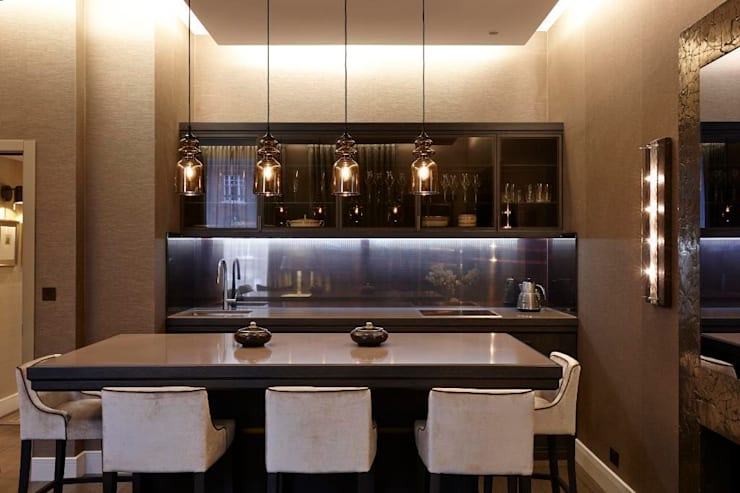 Kitchen by Keir Townsend Ltd., Classic