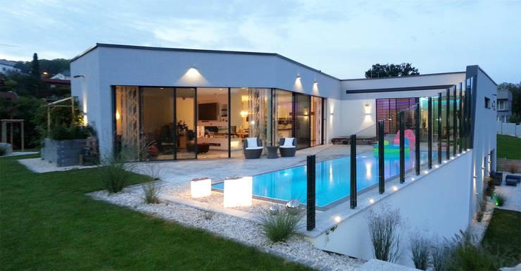 Haus H&M:  Häuser von AL ARCHITEKT - Architekten in Wien