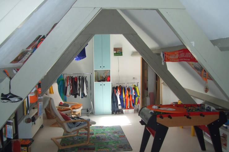 slaapkamer bestaand:   door Studio Blanca