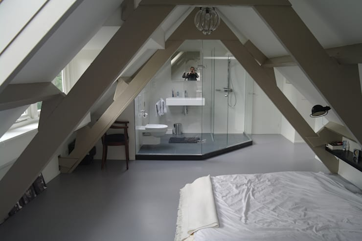 master bedroom nieuw:   door Studio Blanca