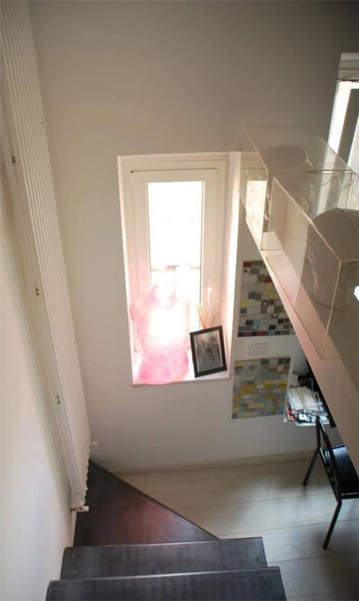Raddoppiare gli spazi in un appartamento romano von Silvia Panaro ...
