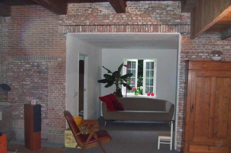 zijkamer bestaand:   door Studio Blanca