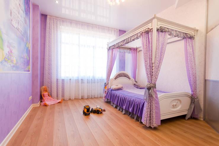 Дом у озера: Детские комнаты в . Автор – M1Design