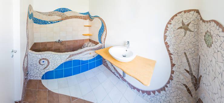 Milani Iurisevic decorazioniが手掛けた洗面所&風呂&トイレ
