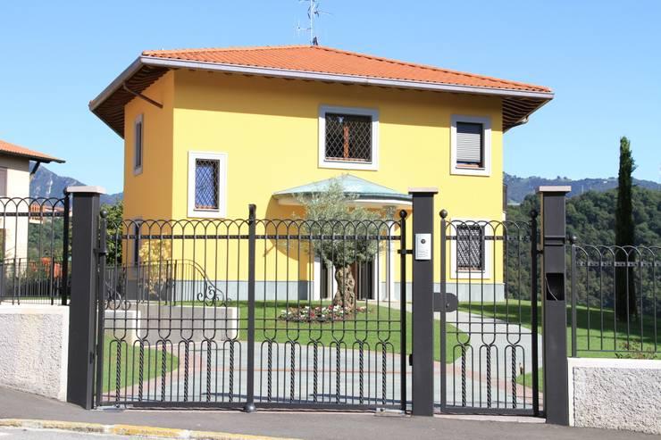 Дома в . Автор – CMG Costruzioni Metalliche Grassi