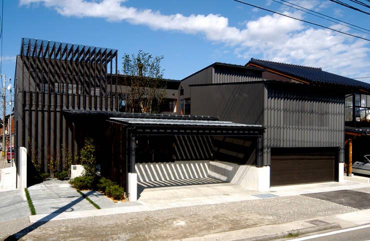 福野の家: 濱田修建築研究所が手掛けた家です。