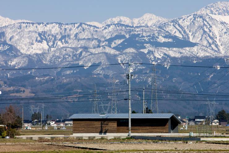 写真家の家: 濱田修建築研究所が手掛けた家です。,オリジナル