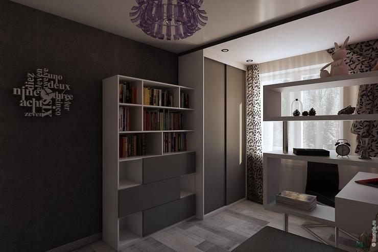 Детская комната: Детские комнаты в . Автор – Дизайн-бюро «Линия стиля»