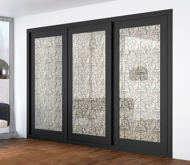Armarios de puertas correderas para optimizar tu dormitorio for Puertas de corredera para dormitorio