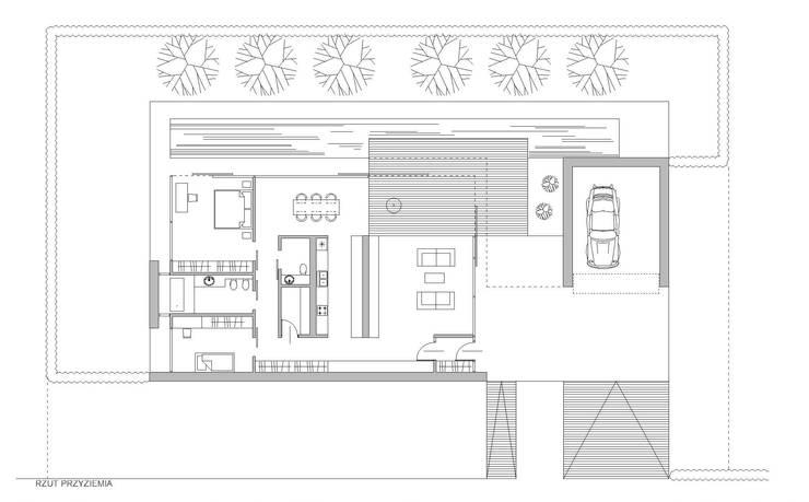 102 HOUSE OF TANKS: styl , w kategorii  zaprojektowany przez Zalewski Architecture Group