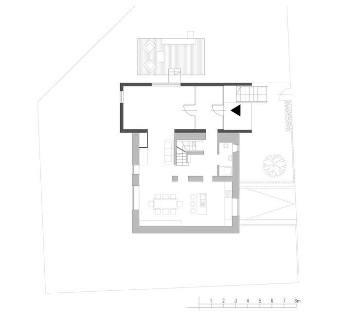 de estilo  por Zalewski Architecture Group