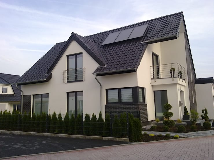 Дома в . Автор – Architekturbüro PlanKonzept