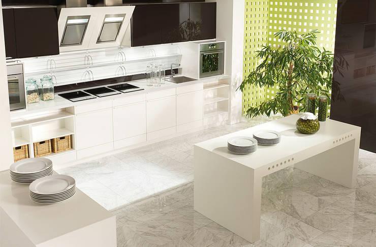 DanKuchen keukenimpressies:  Keuken door DanKüchen Studio Hengelo