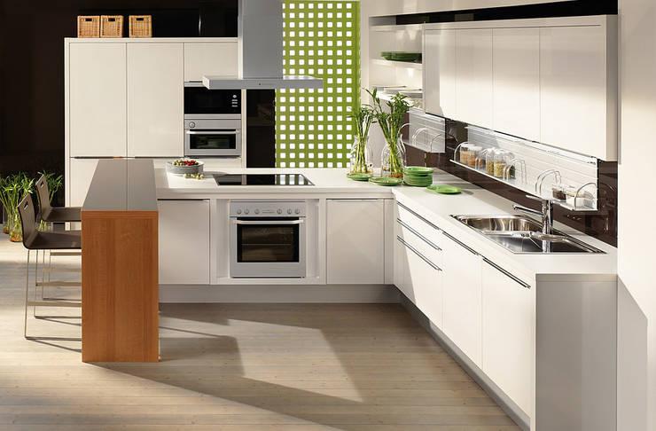 مطبخ تنفيذ DanKüchen Studio Hengelo