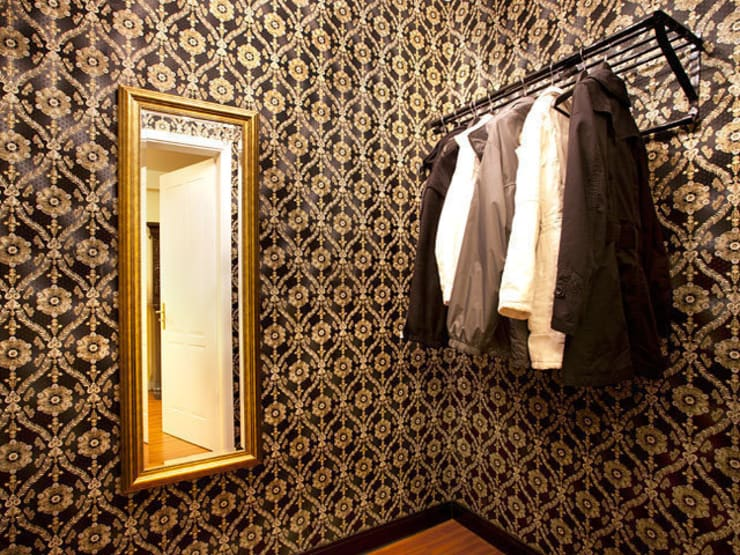 classic Dressing room by Müllers Büro