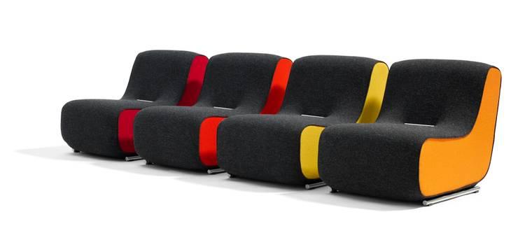 Hertel & Klarhoefer, Agentur für Gestaltung:  Geschäftsräume & Stores von Hertel & Klarhoefer, Agentur für Gestaltung