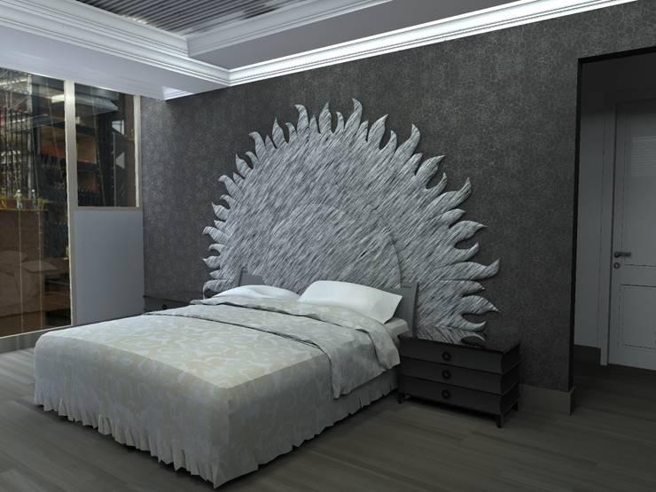 Arq. Jacobo Smeke:  tarz Yatak Odası