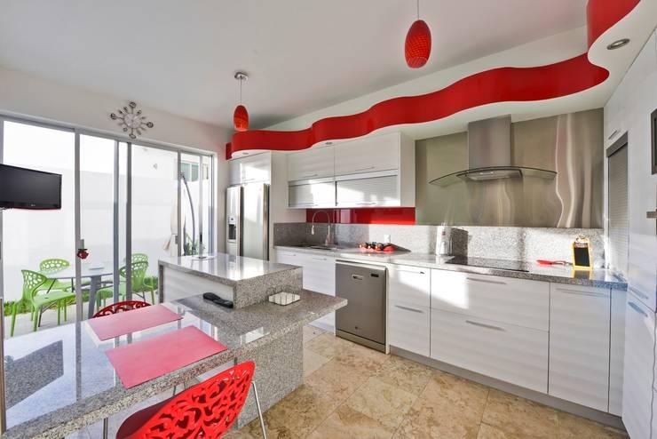 Excelencia en Diseñoが手掛けたキッチン