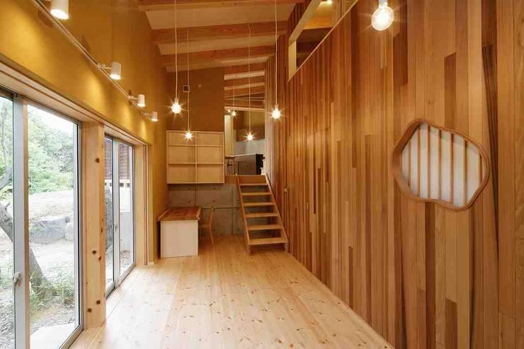 アトリエ: 後藤建築設計が手掛けた和室です。