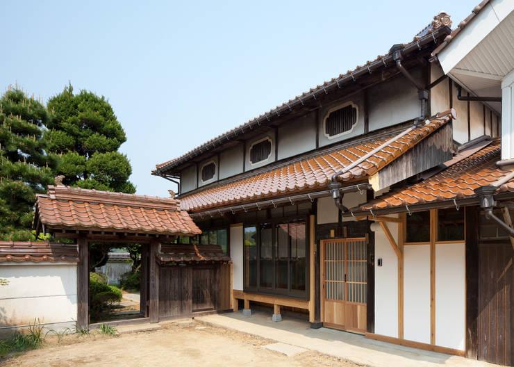 北広島の家 古民家再生工事: TOM建築設計事務所が手掛けたです。