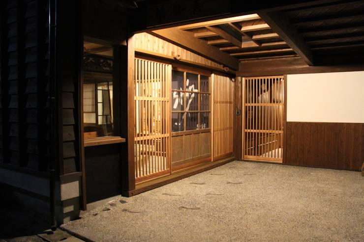 神ノ前アトリエ: 田中博昭建築設計室が手掛けた家です。