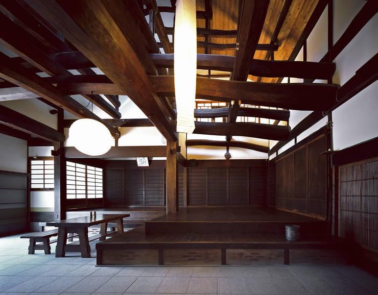 専正寺 お寺・庫裏再生工事: TOM建築設計事務所が手掛けたです。