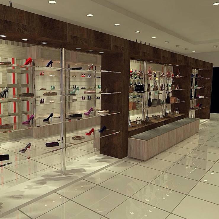 Vista 01 : Escritório e loja  por Eugênio Aquino AD,
