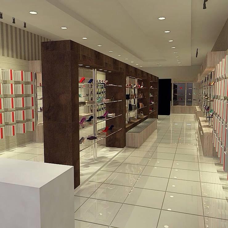 Vista 03: Escritório e loja  por Eugênio Aquino AD