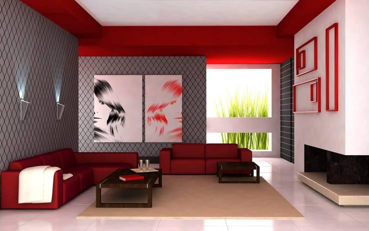 Daire Tadilatları  – Tadilat İşleri :  tarz Oturma Odası