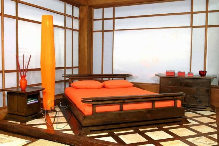 Bedroom by Daire Tadilatları