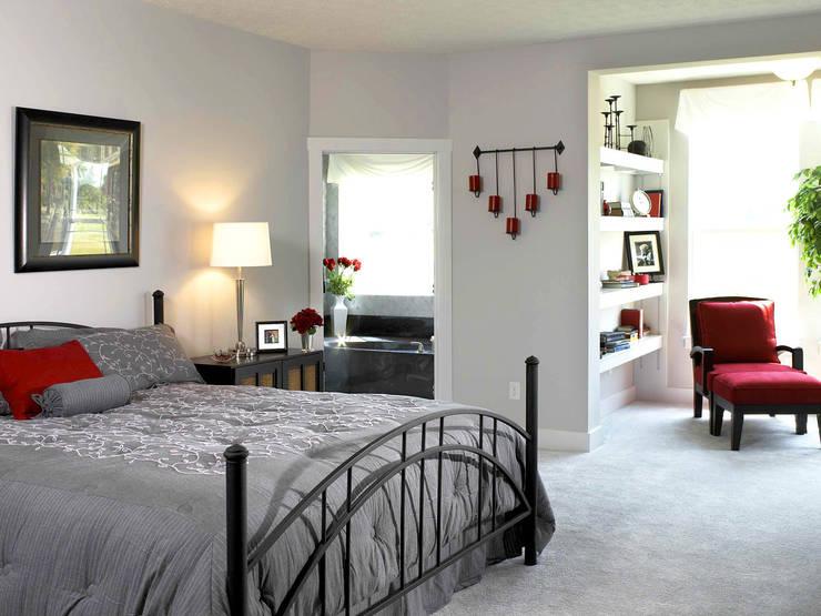 Dekorasyon Şirketi – Sancaktepe Tadilat:  tarz Yatak Odası