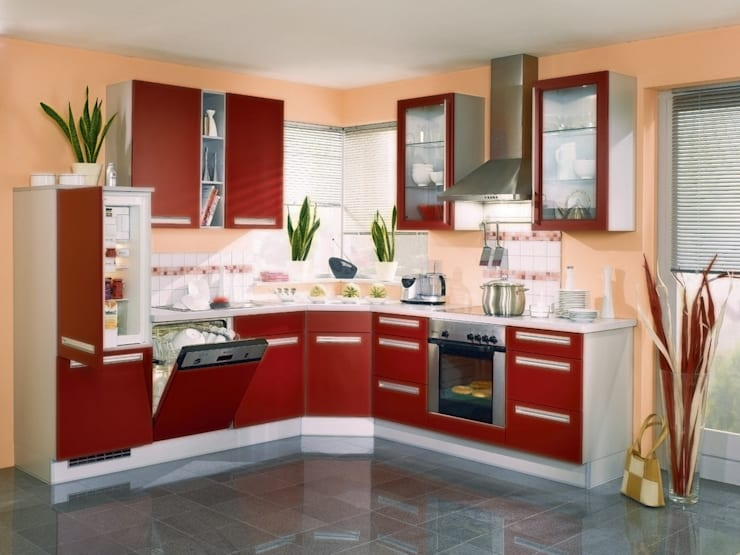 Kitchen by Dekorasyon Şirketi, Modern