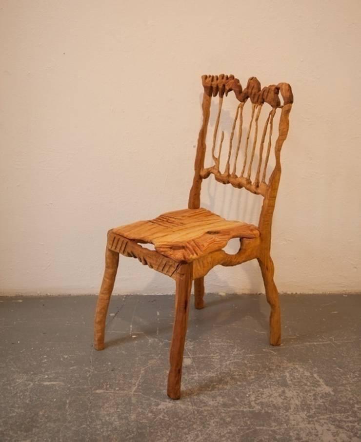 stoel SOURIS:  Eetkamer door paul salet