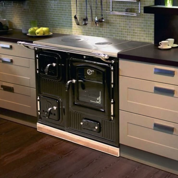 1001Keyif.com – Cuisiniere La Royale Kuzine Soba:  tarz Oturma Odası