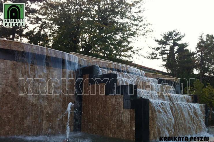 Kralkaya Peyzaj Havuz Fıskiye Sist. ve Pompa Mim. Müh. İnş. Ltd. Şti  – Karayolları Bölge Md. / Diyarbakır:  tarz Havuz