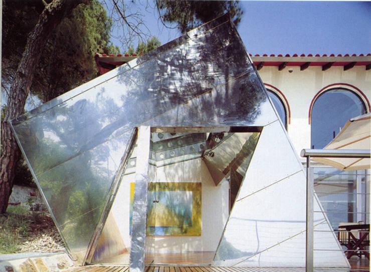 Houses by zazurca arquitectos