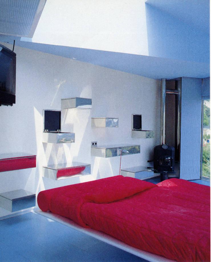 Bedroom by zazurca arquitectos