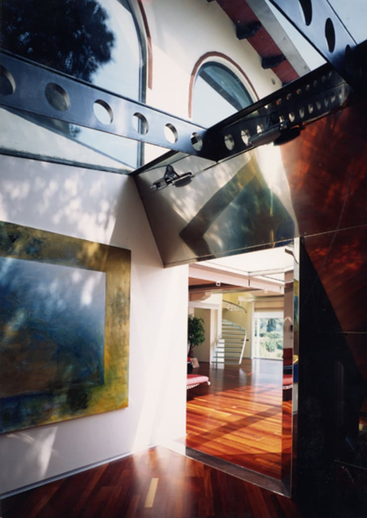 Corridor & hallway by zazurca arquitectos