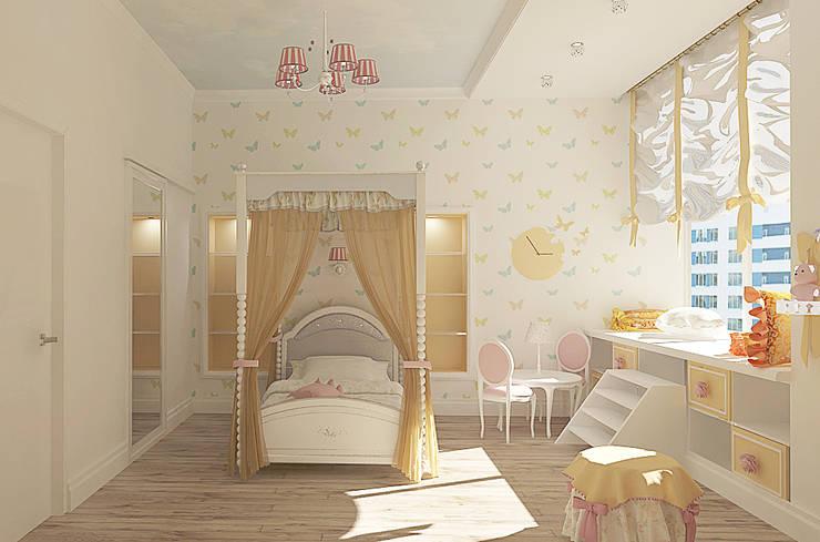 Авеню 77-13: Спальни в . Автор – ООО 'Студио-ТА'