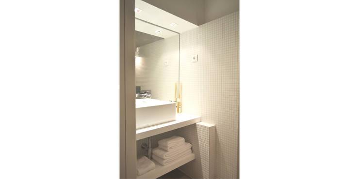 حمام تنفيذ T2 Arquitectura & Interiores