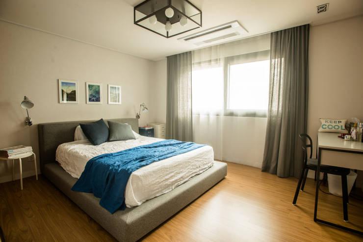 Bedroom by (주)바오미다