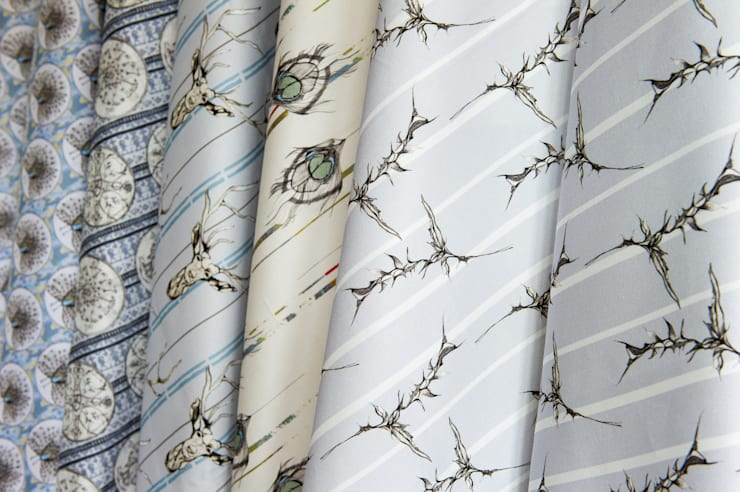 Heritage Collection Luxury Fabrics:  Household by Rachel Reynolds
