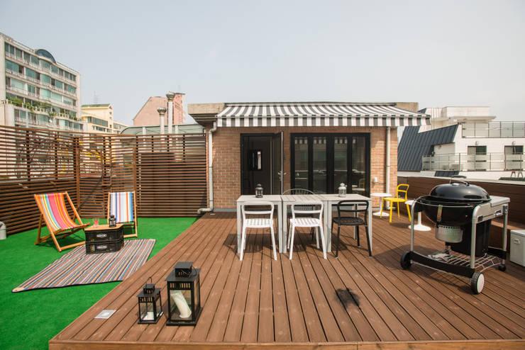 Terrazza in stile  di (주)바오미다