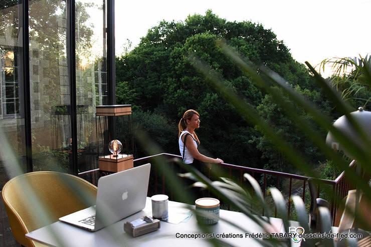 Garden  by Tabary Le Lay